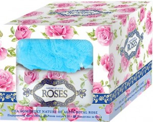 ZESTAW SPA ROYAL ROSE